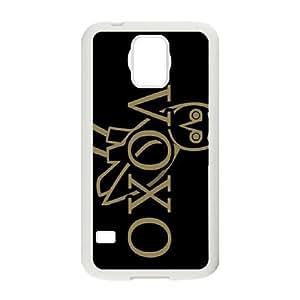 Drake Ovo Owl 008 coque Samsung Galaxy S5 Housse Blanc téléphone portable couverture de cas coque EOKXLLNCD18532