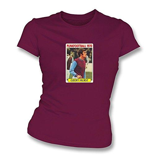 PunkFootball Bobby Robson - Legenden-T-Shirt, Farbe- Marine