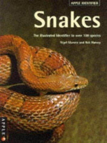 Snakes Identifier (Identifiers) by Nigel Marvin (1996-01-26)