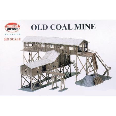 Spur HO Kit de montage Vieux La mine de charbon