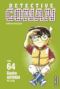 Détective Conan Edition simple Tome 64
