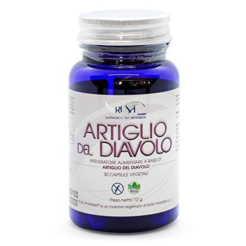 Artiglio Del Diavolo Forte Integratore Articolazioni Compresse Cartilagine Dolori Articolari Antinfiammatorio Muscolare Naturale Efficace Vegan