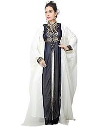 Vestido largo islámico islámico Kaftan árabe de Farasha de los hombres de los UAE Style de