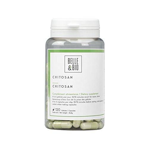 BELLE ET BIO - CHITOSAN - 120 gélules