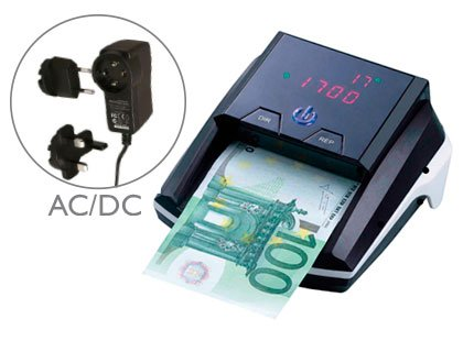 Q-Connect - Detector de billetes falso con...