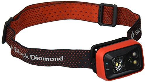 Black Diamond Spot Headlamp / Dimmbare Stirnlampe mit fokussiertem Fernlicht und Nahbereich / Ideal zum Klettern und Skifahren, max. 300 Lumen