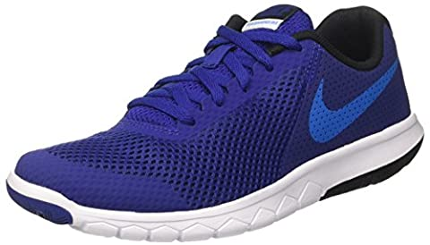Nike Kinder und Jugendliche Flex Experience 5 (Gs) Lauflernschuhe, Blau (Deep Royal Blue/Photo Blue/Black/White), 38