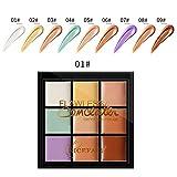 vxbccbvngjhgkjh Instant Anti-Age Concealer Concealer Camouflage Palette Cover Makeup Ultra Blush Palette Golden Sugar