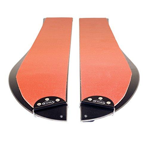 Les Hommes En Mousseline De Soie Slider Broches Pour Fixation Rail Chaussures Et Lumière Splitboard YFcWbmHxGe