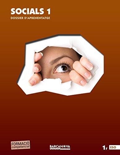 Socials 1 ESO. Dossier d ' aprenentatge (ed. 2013) (Materials Educatius - Eso - Ciències Socials) - 9788448931551 (Arrels)