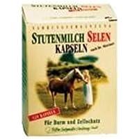 Stutenmilch Selen Kapseln 120 Stück (120 ST) preisvergleich bei billige-tabletten.eu