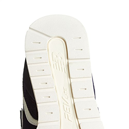 New Balance 996 Leather, Sneaker Uomo Blue