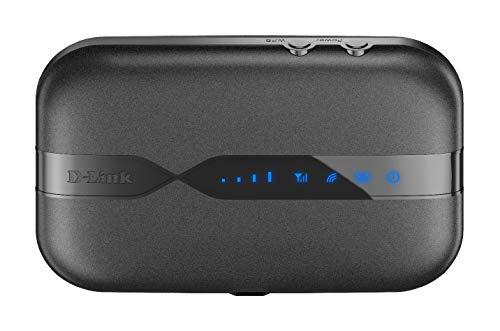 D-Link DWR-932 - Router móvil 4G SIM Datos 4G/LTE