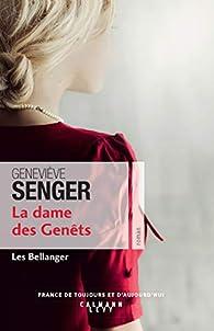 La dame des genets par Geneviève Senger