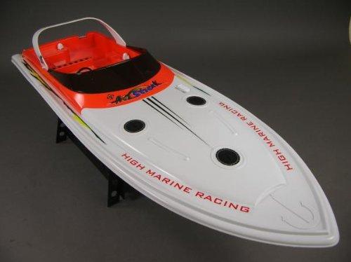 Preisvergleich Produktbild Amewi ferngesteuertes Boot mit Elektromotor HL Cabrio-Speedboot73cm