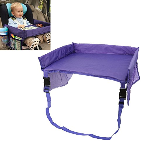 Preisvergleich Produktbild Reise-Tablett, wasserundurchlässig, faltbar, für Auto-Kindersitz