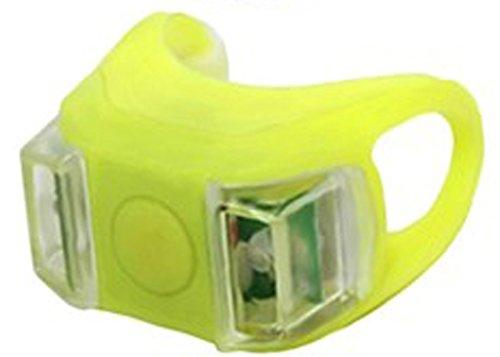 SaySure - Bike Flashlight Strobe Tail Rear Light Bulb Taillight