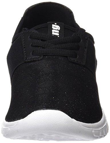Sneakers Donna Velocità Chica Sneakers Nere (lure Negro)