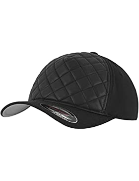 Flexfit Tapa Diamond Quilted Negro negro Talla:S/M