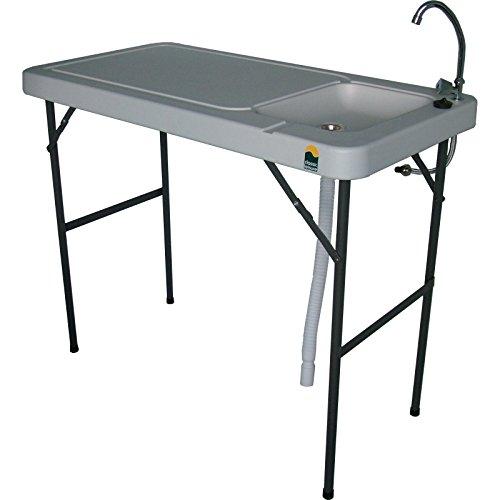 Outdoor Küche Spüle ideal für Grill/BBQ, Camping, Veranstaltungen, Garten, Angeln Station