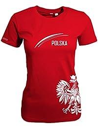 POLEN - POLSKA ADLER - WOMEN T-SHIRT