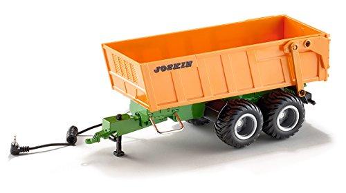 RC Auto kaufen Traktor Bild 3: Siku 6880 - Fendt 939 Set mit Fernsteuerung & 6780 - Tandem-Achs-Anhänger*