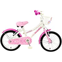 Townsend Girl Pandora Cruiser Bike, Multi-Colour, 16-Inch