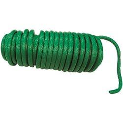 Connex Baumanbinder geschäumt 10 m, grün / Pflanzenband / Baumstütze / Gartenschnur / FLOR78735