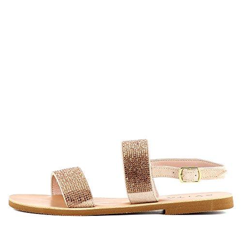 Evita Shoes  Greta, Sandales pour femme Rose