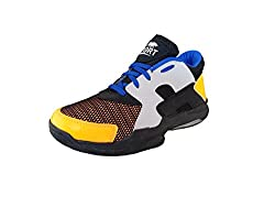 Port Mens Orange Shinaeider Basketball Shoe (Size 10 ind/uk)