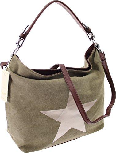 eb24c2a8871f6 XXL-TASCHE Raumwunder die perfekte City Damen-Umhängetasche Schulter Tasche  Messenger Bag Neu weiblich