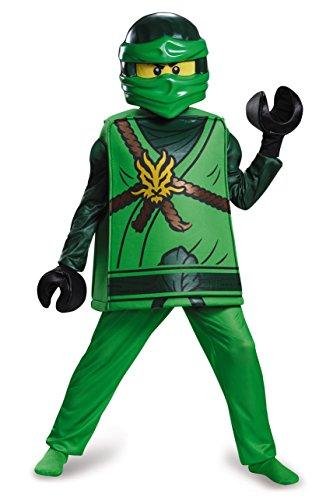 LEGO Ninjago Lloyd Deluxe Costume große L