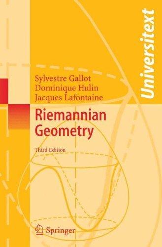 Riemannian Geometry (Universitext)
