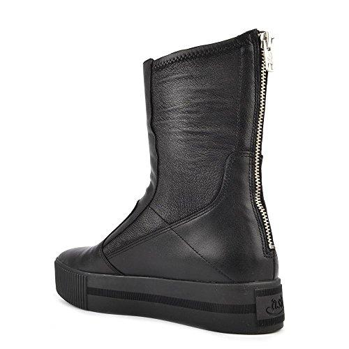 Ash Kick Boots, Femme Noir