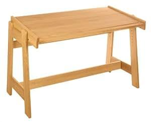 schreibtisch kinderschreibtisch verstellbar massivholz erle leon k che haushalt. Black Bedroom Furniture Sets. Home Design Ideas
