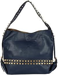 Kion Style Antique Textured Women's Handbag