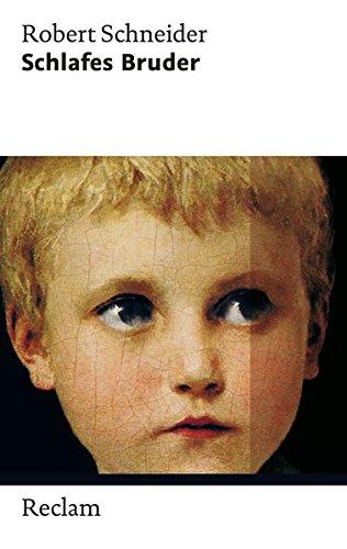 Buchcover Schlafes Bruder: Roman (Reclam Taschenbuch)