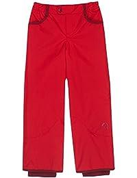 Finkid Karhu Arctic red cabernet Thermo Kinder Outdoor Winterhose
