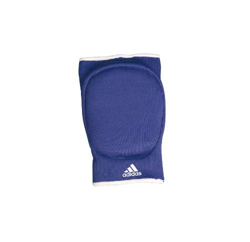 Adidas supporto gomito, kickboxing elbow guard padded, blu/rosso, taglia unica, adict01