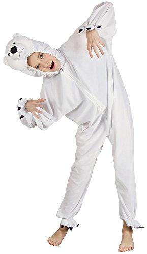 ostüm Kinder Gr.bis max. 140 cm Körpergröße (Eisbär Kinder Kostüm)
