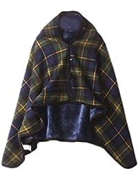 S Femmes Plaid Couverture Multifonctionnelle Hygroscopique Couverture Chaude  Flanelle Châle Couverture Hiver Écharpe Chaude 9ee364220a3