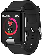 OPTA RRSB-080-Vivo-U-Fit Bluetooth ECG,PPG Sensor and Heart Rate Sensor Smart Band and Fitness Tracker for All Android/iOS Mobile
