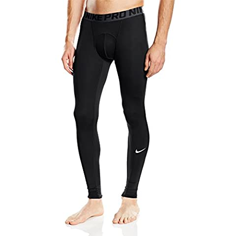 Nike Cool Tight - Mallas para hombre, color negro / gris / blanco, talla 2XL