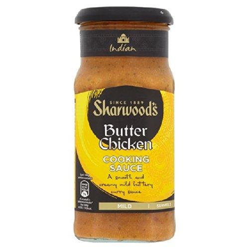 Sharwood's Butter Chicken Sauce 420g