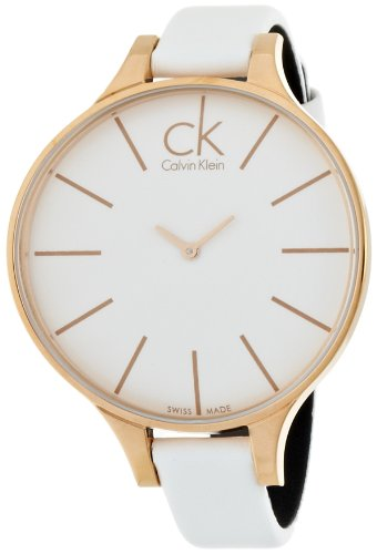 CKWT5|#Calvin Klein K2B23601 PVD rosagold