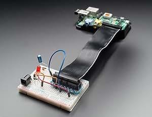 Assembled Pi Cobbler Breakout Kit for Raspberry Pi