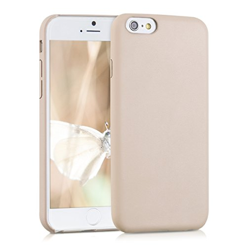 kwmobile Apple iPhone 6 / 6S Hülle - Handyhülle für Apple iPhone 6 / 6S - Kunstleder Handy Case Schutzhülle