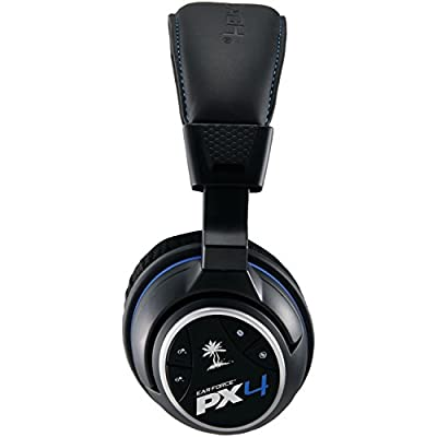 Turtle Beach Ear Force PX4 Wireless Headset (PS4) from Turtle Beach