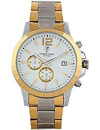 Optima Elegant Analog White Round Dial Mens Watch / Fashionable Men's Watches / Watches For Men (OPT -2432 ,white)