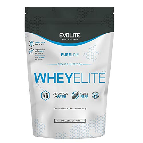 Evolite Nutrition WheyElite - 900 g - Apple Pie